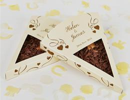 Personalised Wedding Slices