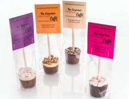 4 x Hot Chocolate Sticks Bundle