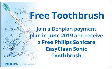 Free Philips Sonicare EasyClean Sonic Toothbrush