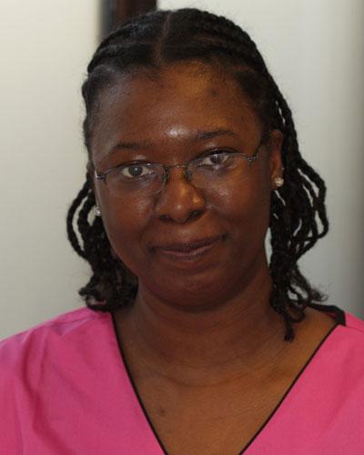 Dr Amanda Abban