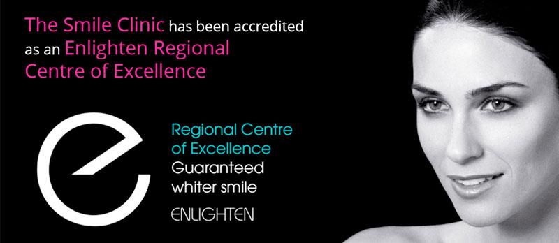 A Whiter Smile with Enlighten Power Teeth Whitening