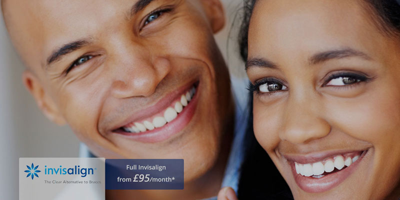 FREE Invisalign Consultation in Colchester Essex