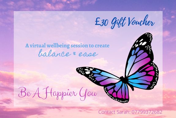 gift voucher for wellbeing