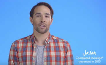 Jason's Story: Invisalign treatment transformed my Smile... and my Confidence!