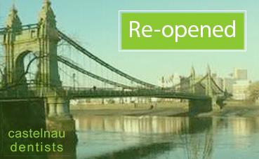 Hammersmith Bridge Now Open