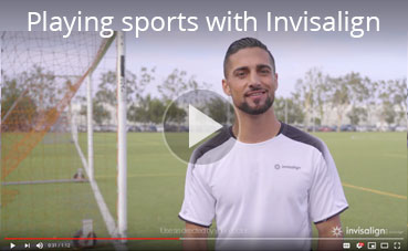 Playing sports with Invisalign