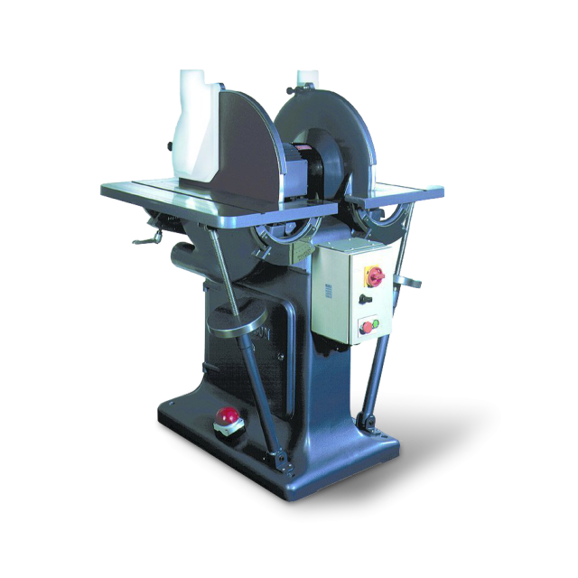 Phillipson DDS24 Double Disc Sander