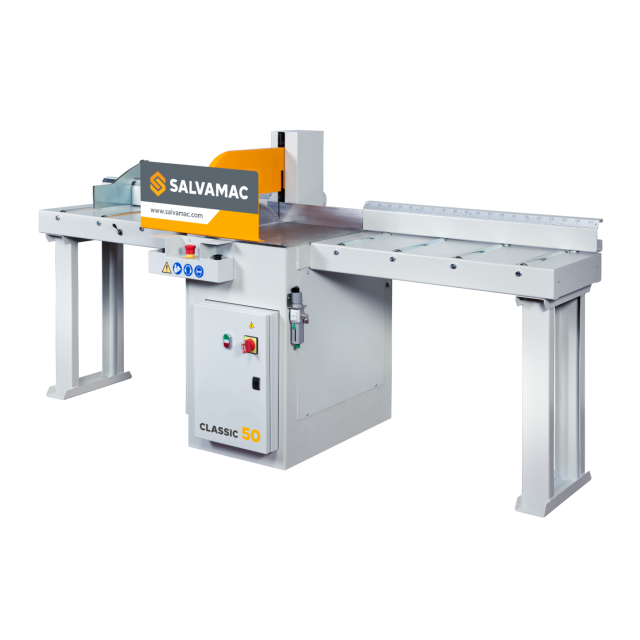 Salvamac Classic 50 Semi-Automatic Crosscut Saw