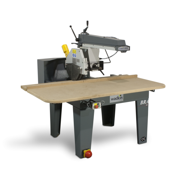 Wadkin BRA450 Radial Arm Crosscut Saw