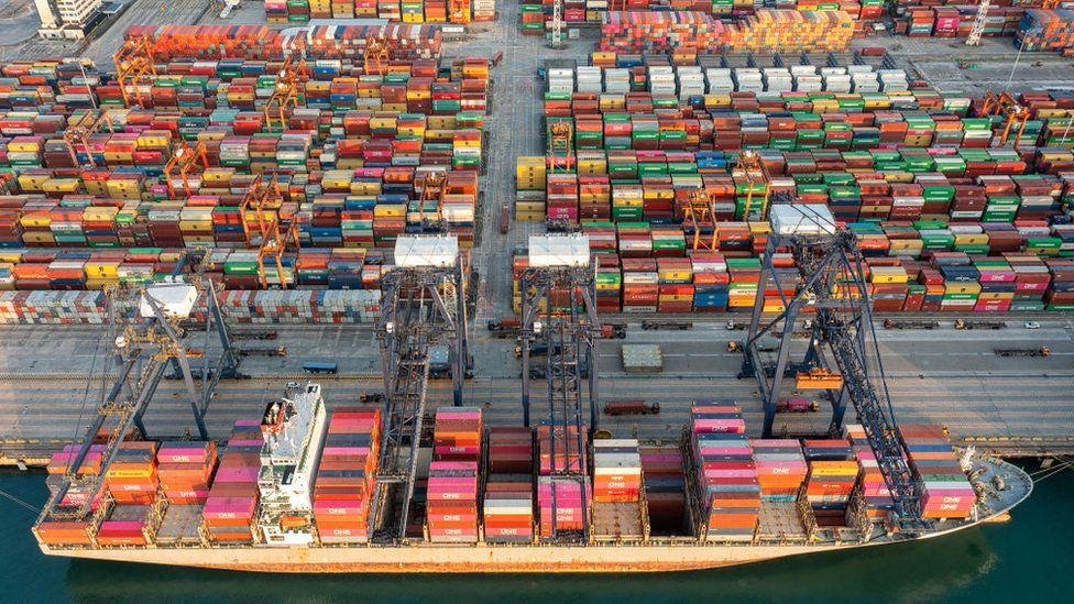 congestion at ports