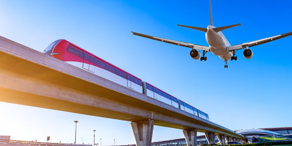 Rail & Light Rail/Mass Transit