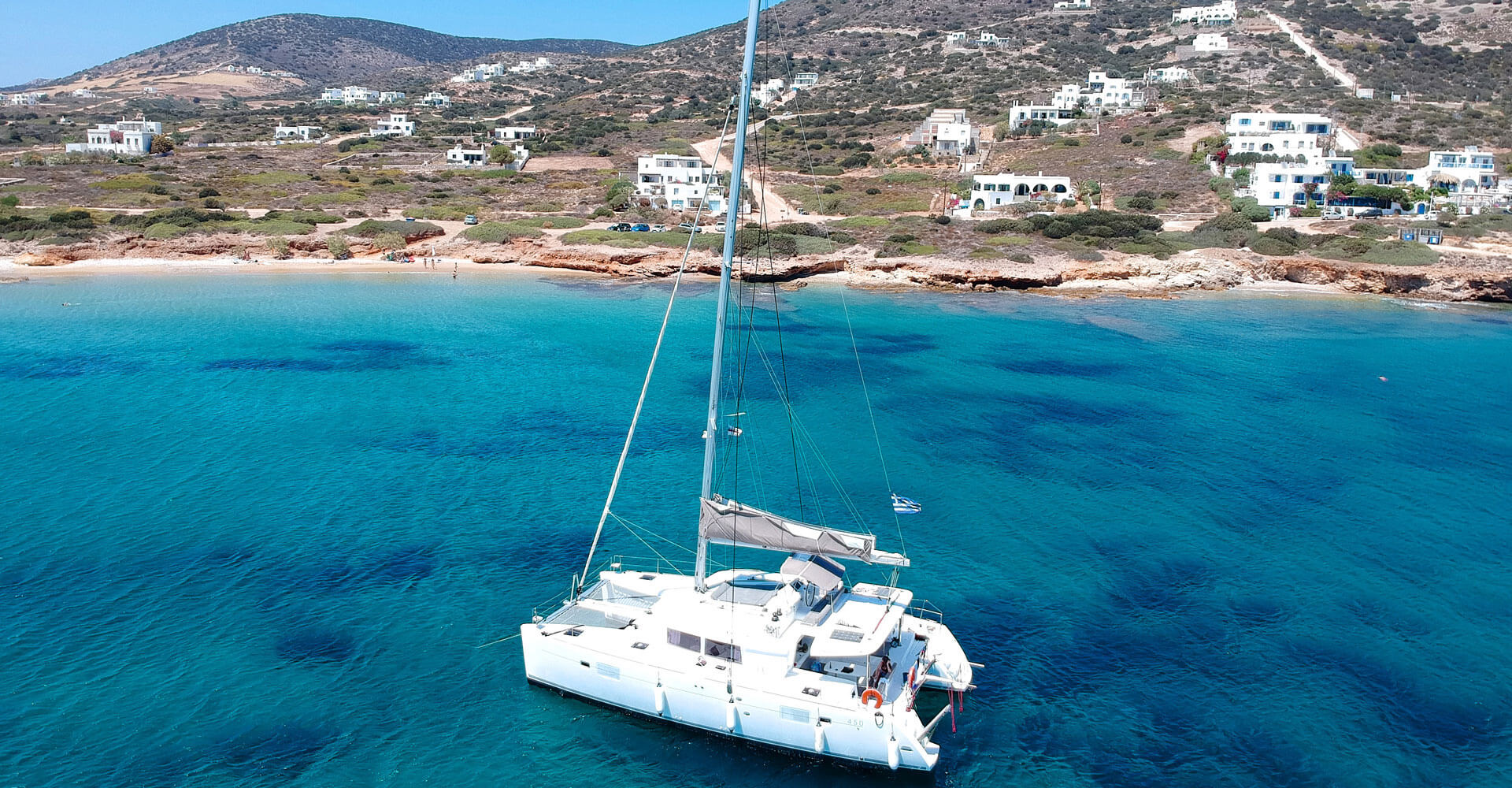 Discounted yachts for charter in greece