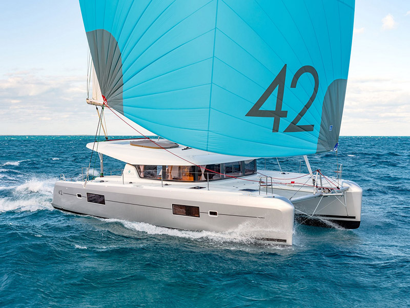 Skippered yacht charter in Greece