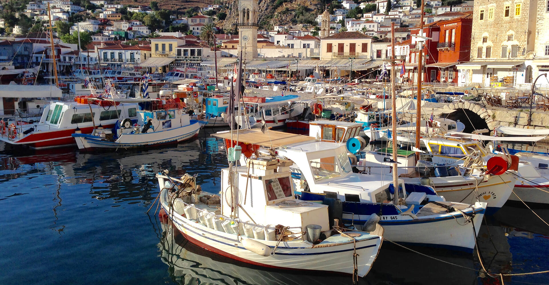 Our Top 5 Greek Islands