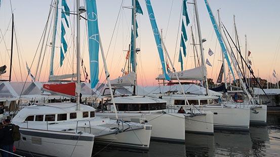 United States Sailboat Show Annapolis