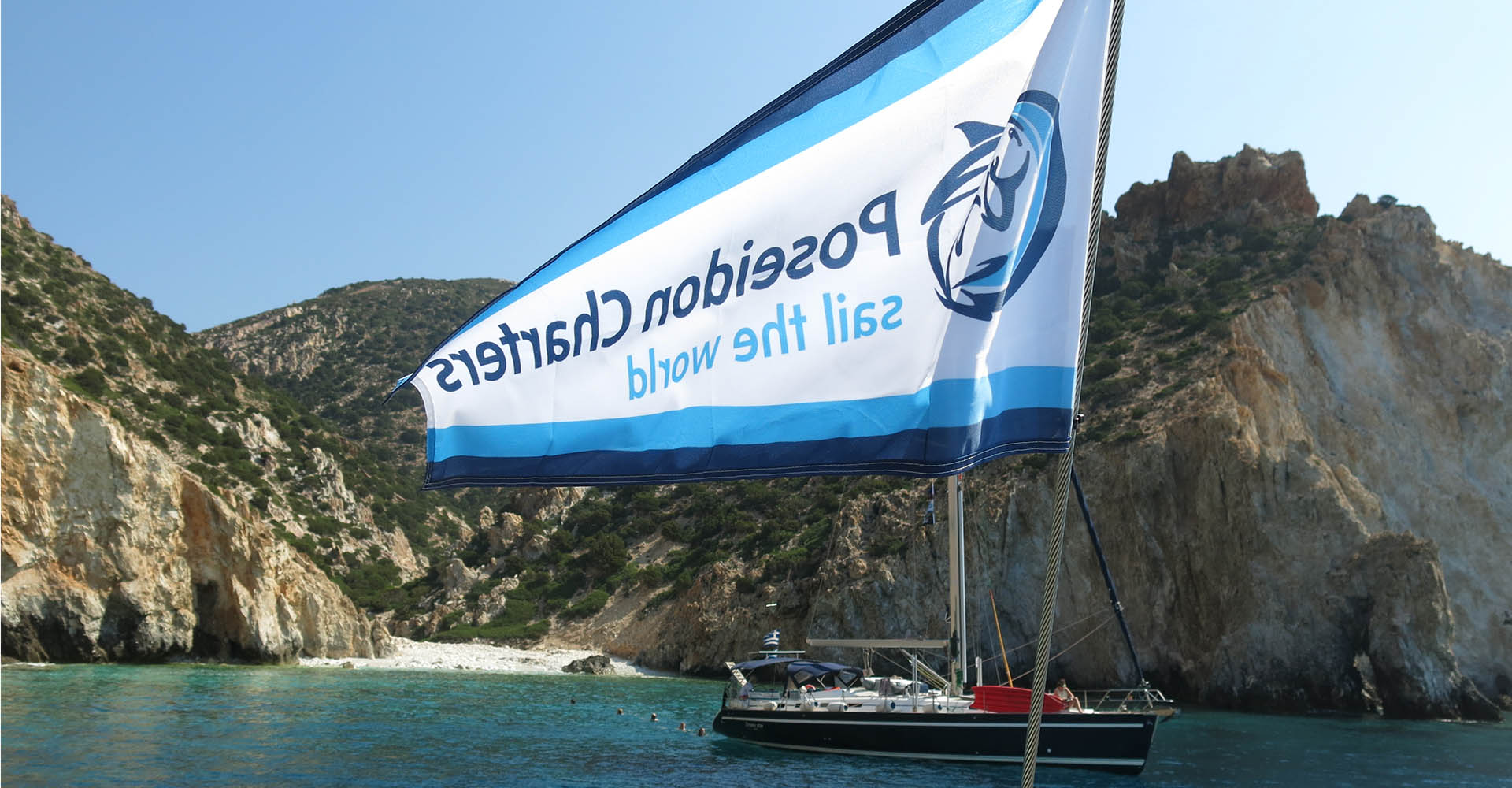 Cabin charter Greece discounts