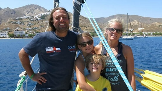 Sailing in Greece a family trip of a lifetime
