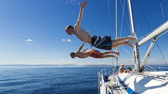 Huge discounts on cabin charters in Greece and Croatia