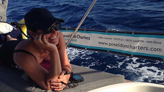 Cabin charter sailing tour last cabin specials