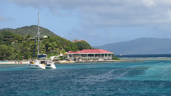 Please come back…Cabin charters in the BVI's are open for business
