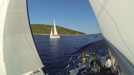 Flotilla or cabin charter?