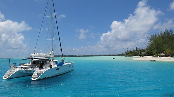 Poseidon Charters in Bora Bora French Polynesia