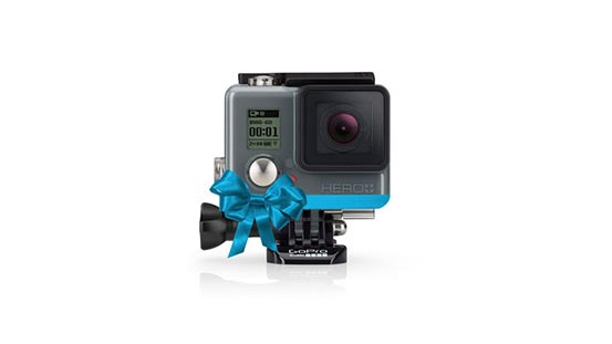 WIN a GoPro HERO+ LCD camera