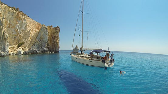 Latest yacht charter Greece specials up to 20% off
