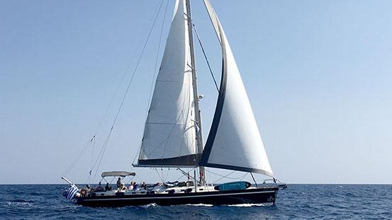 Sailing in Greece Poseidon Charters reviews