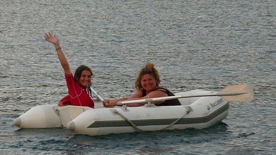 Sailing in Croatia: Lots of wind, rain and sunshine