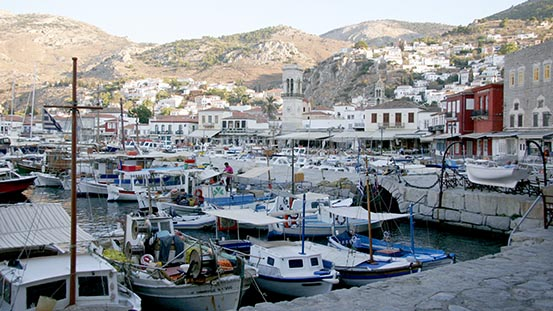Sailing in Greece: Greece for just a week