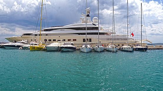 Flotilla in Croatia week 1