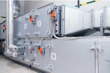 Case Study: Custom Built AHU & ATEX Extraction System