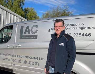 LAC Expands with Experienced New Hire